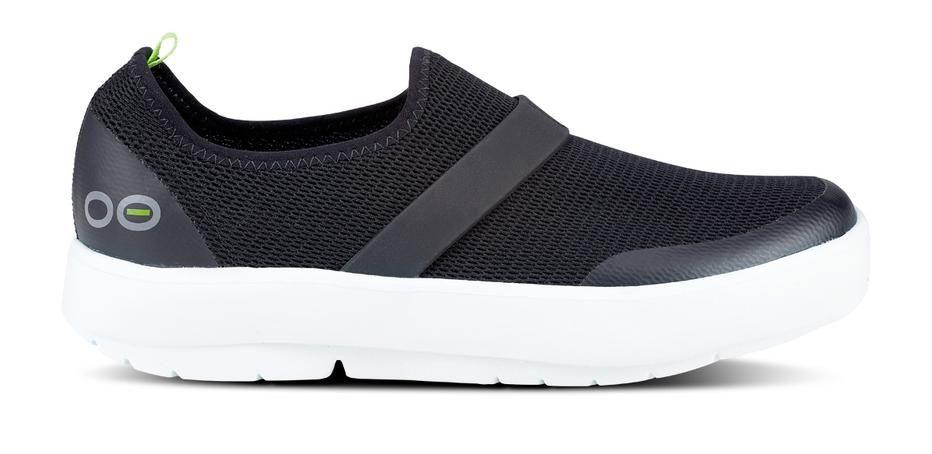Women's OOmg Low Shoe - White \u0026 Black