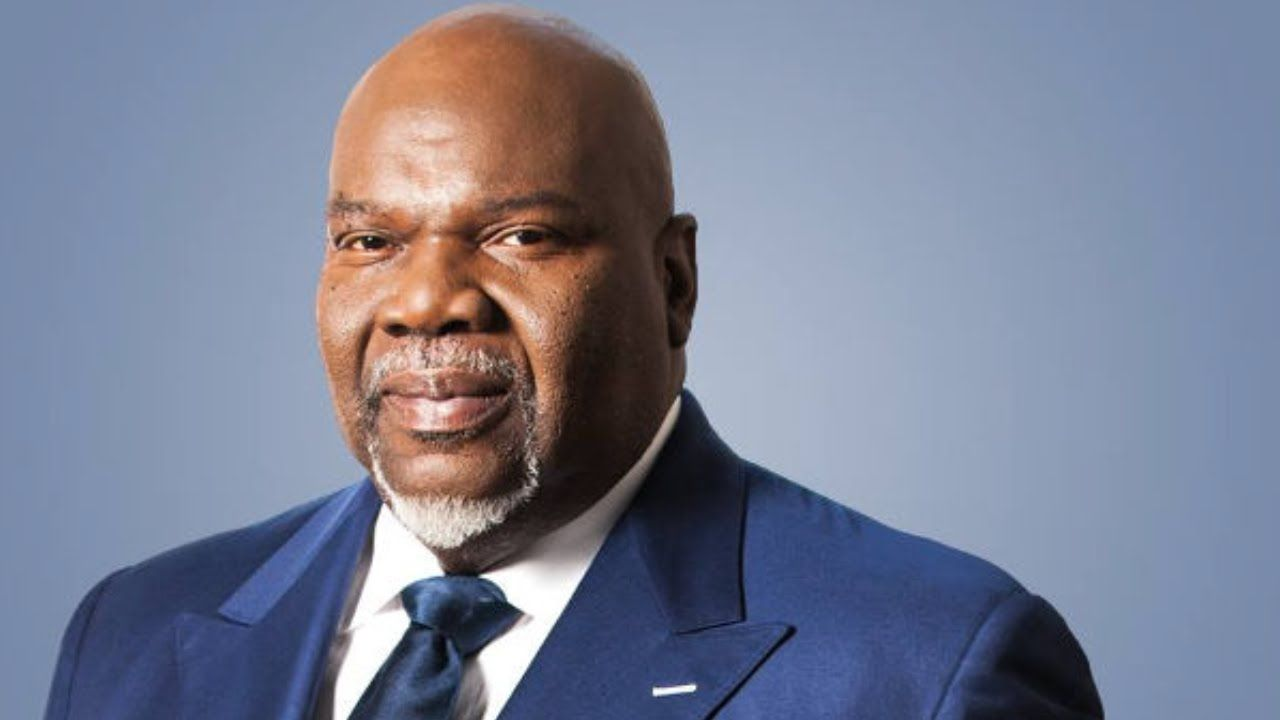 WATCH: T. D. Jakes on How to Defeat Worry