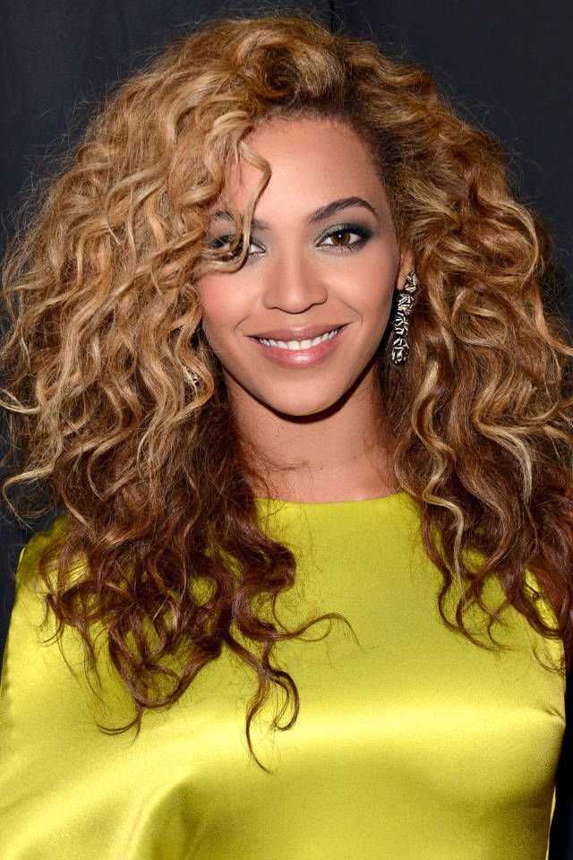 32 Celebrity Curly Hairstyles We Love | Pinterest | Curly, Factors ...