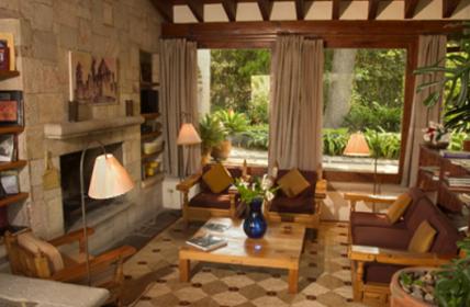 Descubre la mejor manera de decorar una casa de campo muy - Como amueblar una casa ...