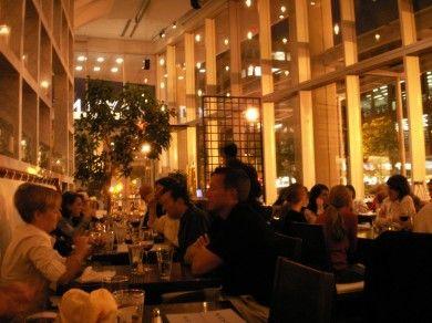 Zaytinya--Another swanky dining venture from celeb chef José