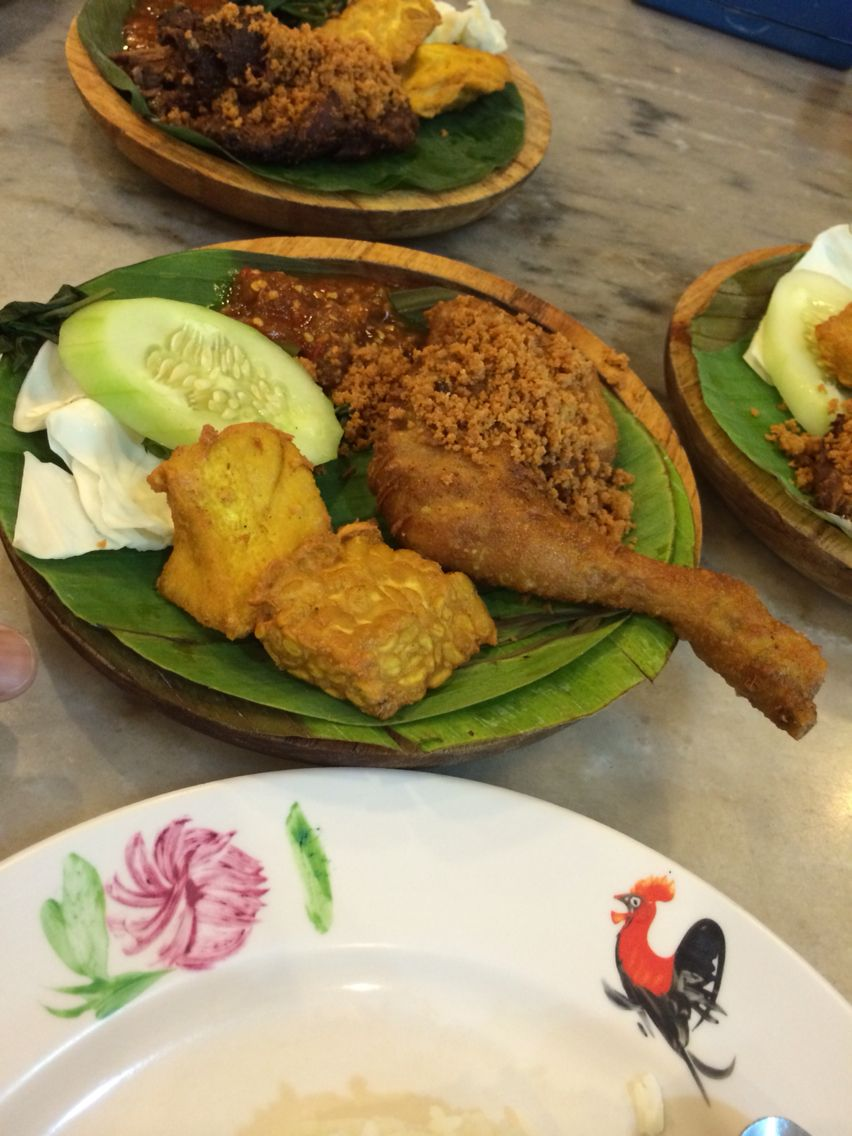 Ayam Penyet Ria S9 Food Breakfast Avocado