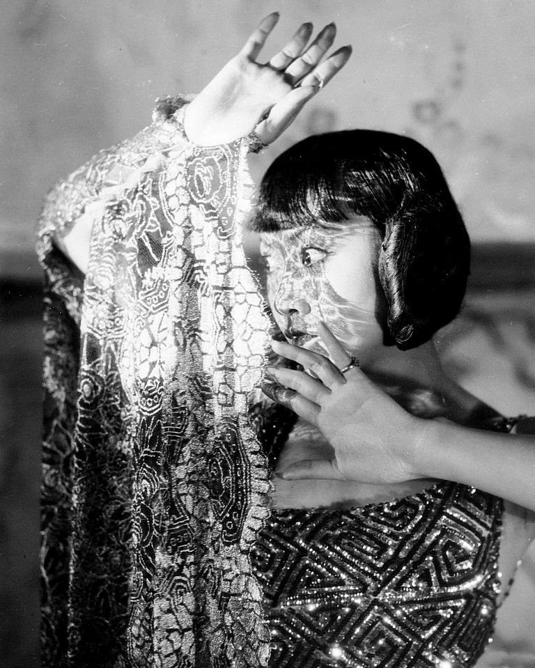 Anna May Wong in Daughter of the Dragon (Lloyd Corrigan ...