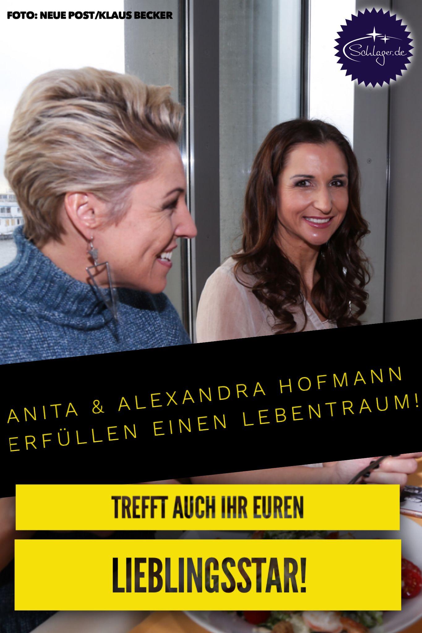 Neu Anita Alexandra Hofmann Als Glucksbotinnen Erfullen Sie Gunnars Grossten Wunsch Schlager De Was Fur Ein Tag Glucksbote Gluck