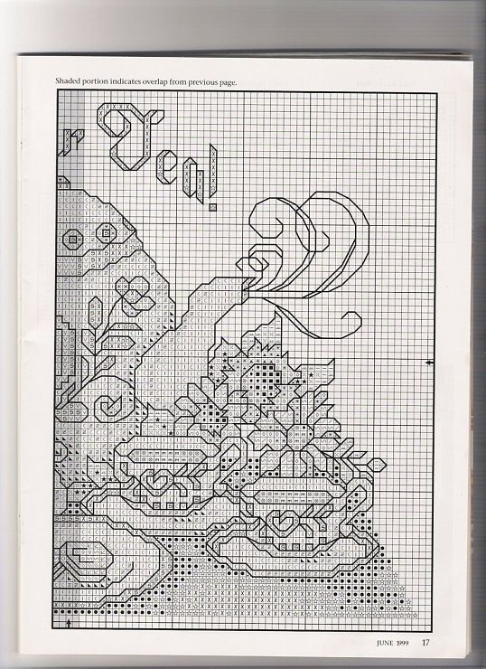 Gallery.ru / Фото #23 - 2 - Fleur55555 | cross stitch ,petit point ...