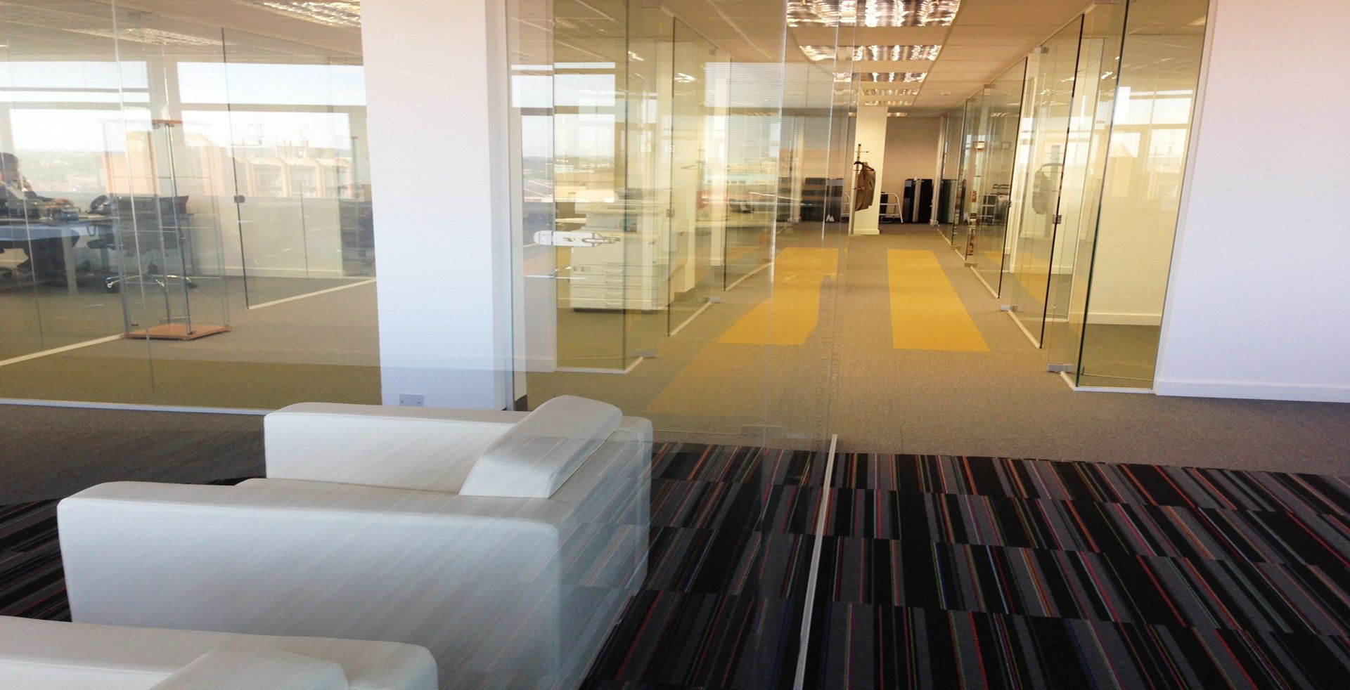 #office #interior #design and #glass #partition service by GXI group