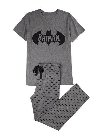 women'secret   men'secret   Batman long pyjama for men