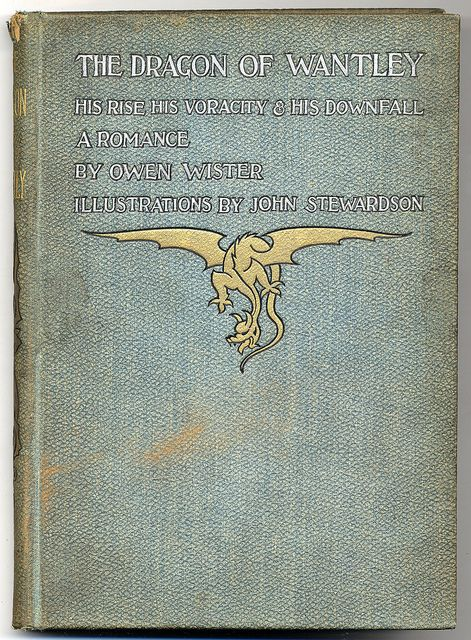 The Dragon Of Wantley Amherst College Dragons And Book Covers