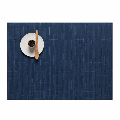 chilewich bamboo lapis placemat   set the table with ALWAYSMOD ...
