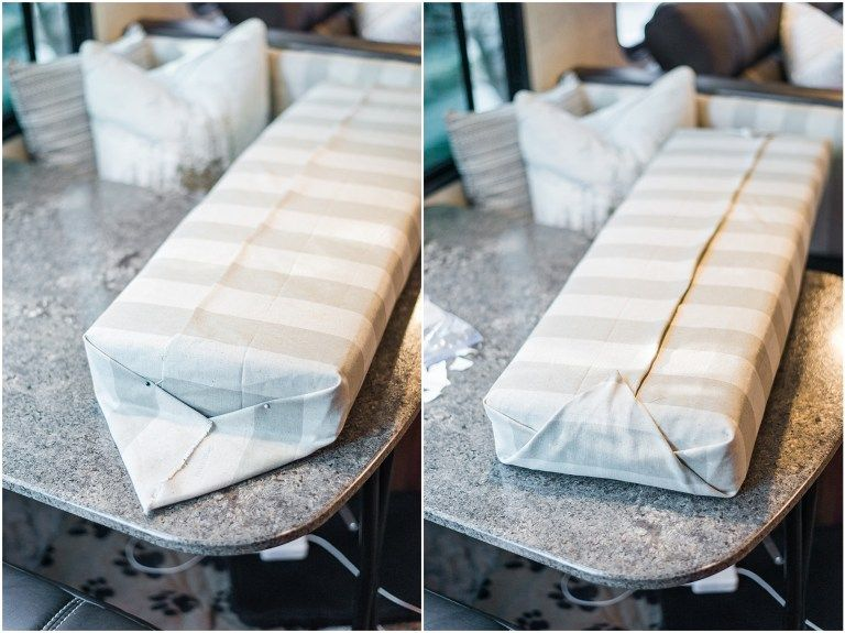 Diy no sew cushion covers rv lifestyle in 2020 camper