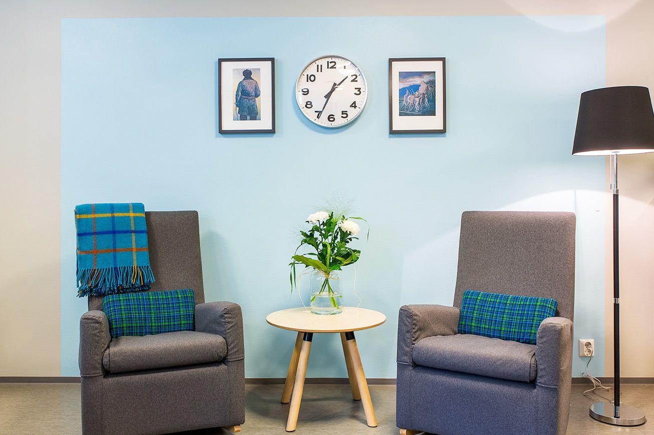 Modern Nursing Home In Kuopio Finland Avico Interior Architects   Nursing  Home Interior Design
