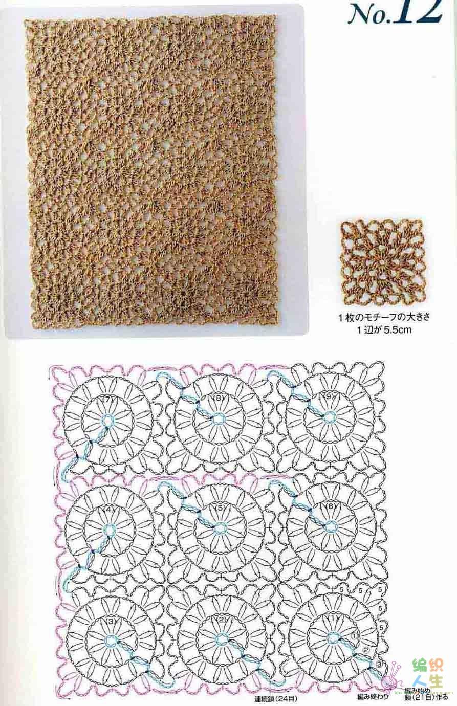 Clases de Puntos y Patrones. Libros - Patrones Crochet   MINIAPLIC ...