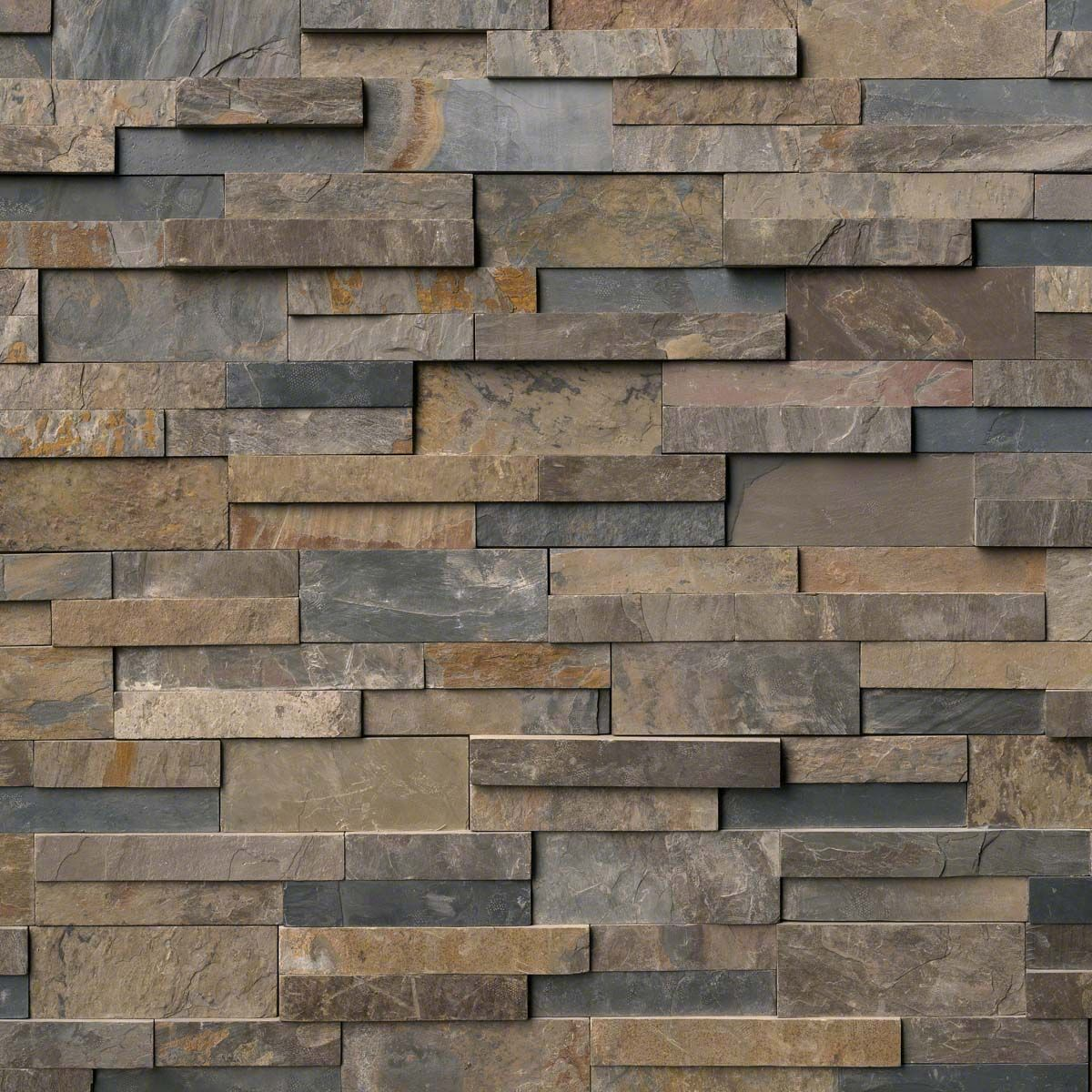 stacked slate tile fireplace home design inspirations