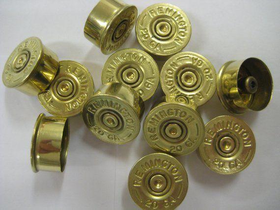20 Gauge Shotgun Shell Head Stamps Matching Remington Brass Great