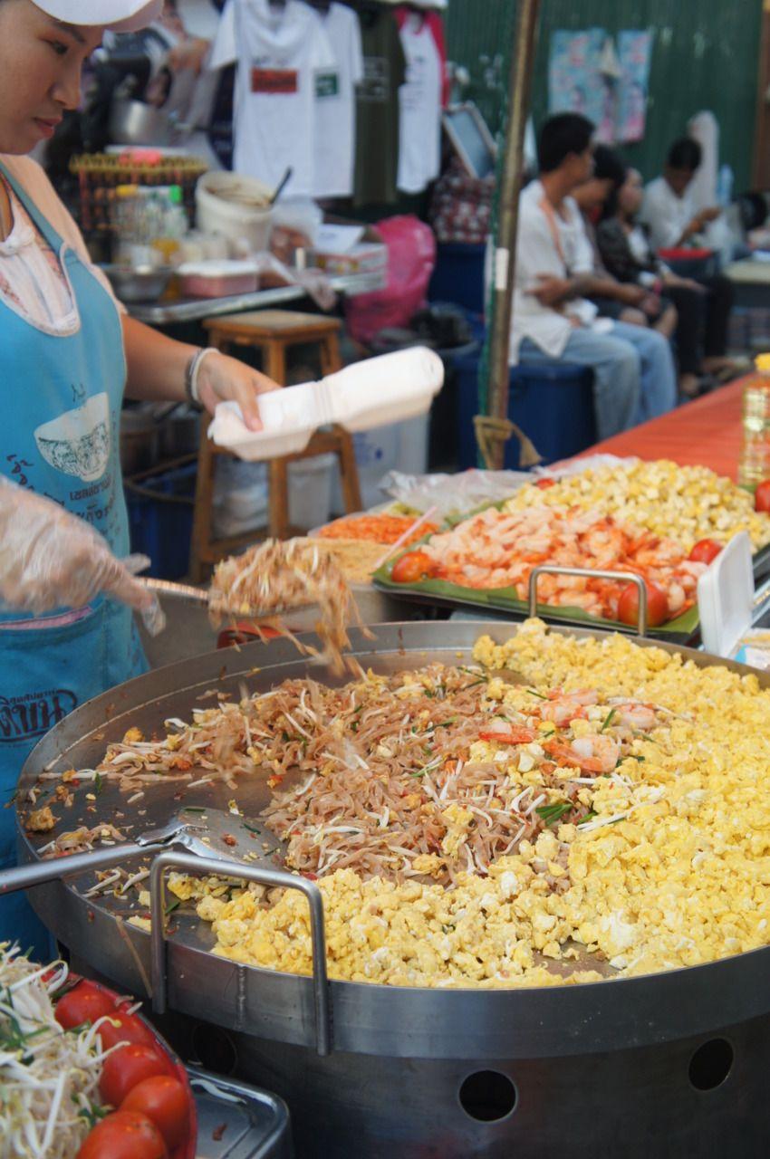 Fusion Of Flavours Asian Street Food Thai Street Food Food