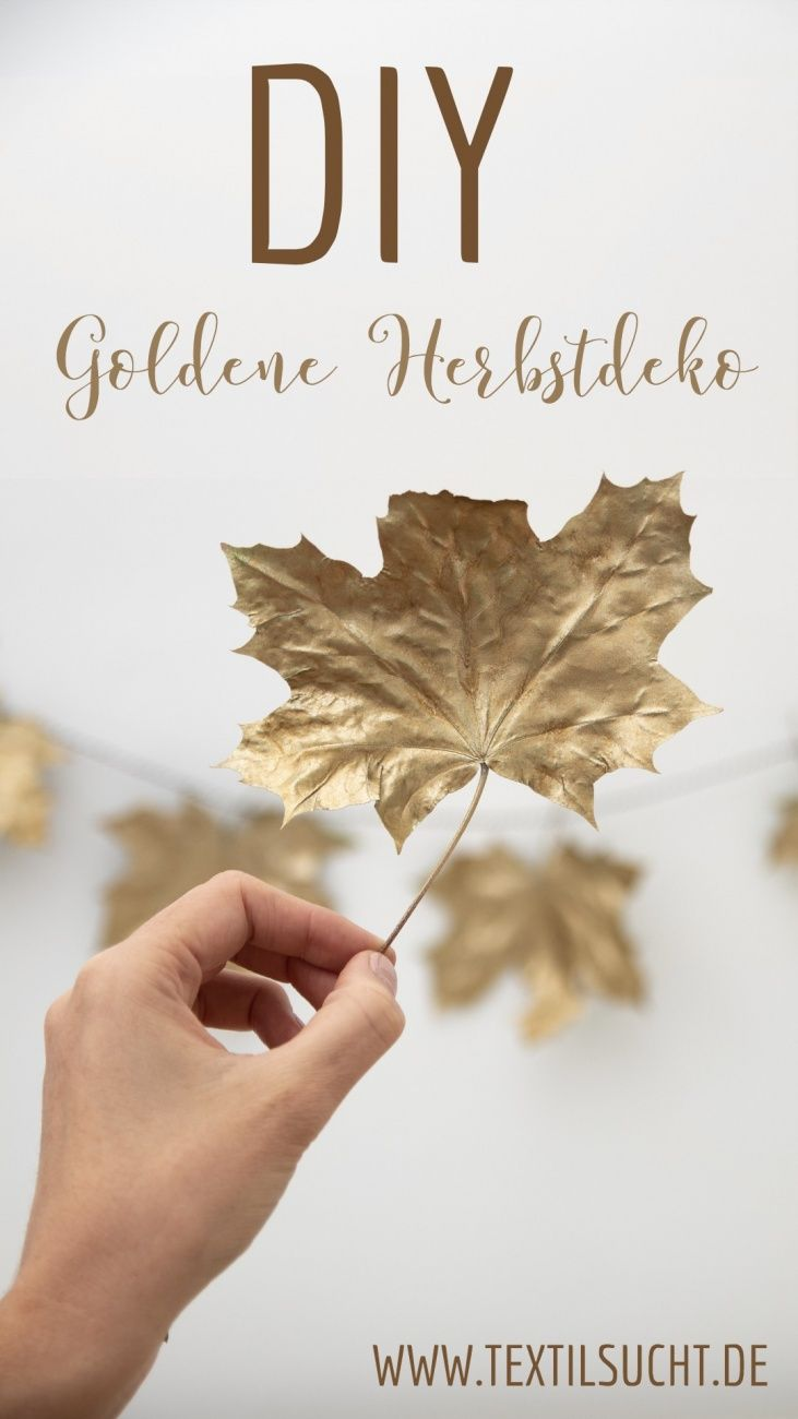 Photo of Golden autumn – make your own decoration