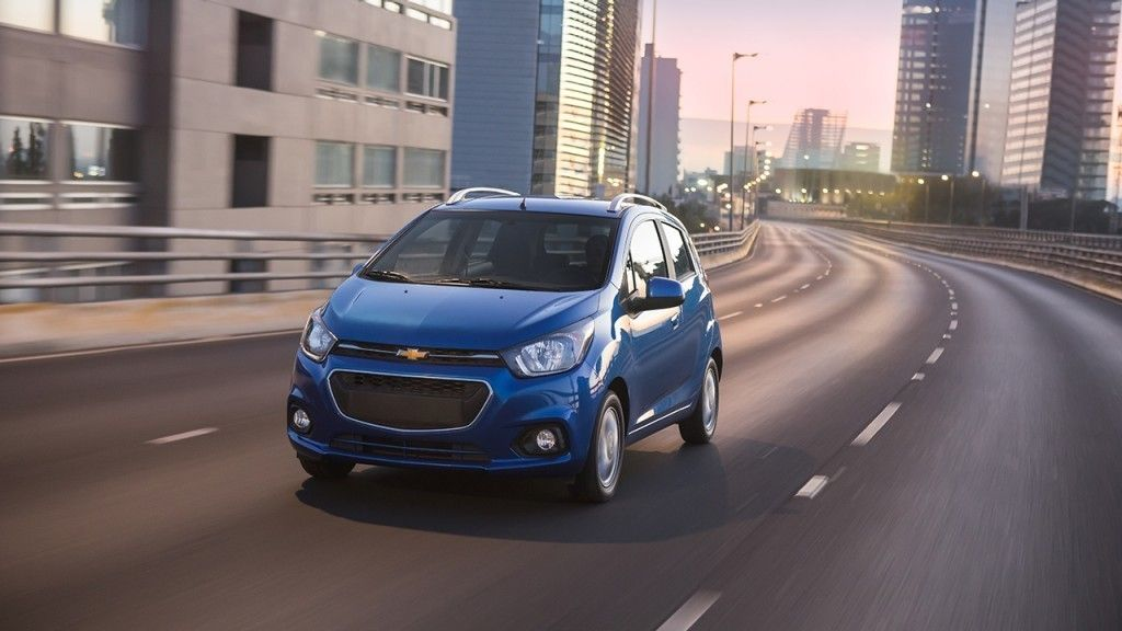 Chevrolet Refuerza La Seguridad En Las Versiones Base De Beat Y