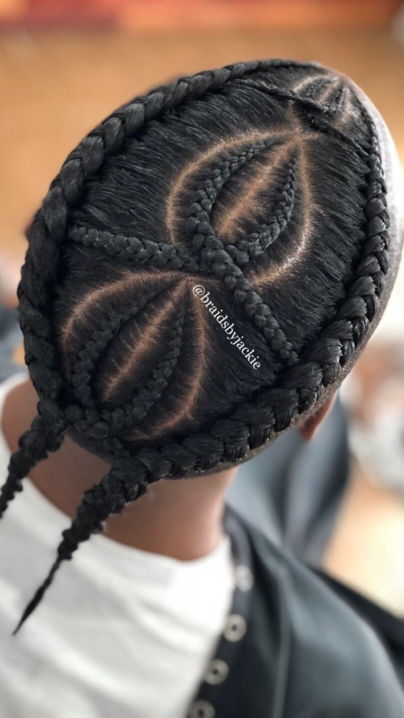 The Best Black Braided Hairstyles For Men Who Turn Their Heads Trend Of The Summer 2018 Black Brai Mens Braids Hairstyles Mens Braids Braids For Black Hair