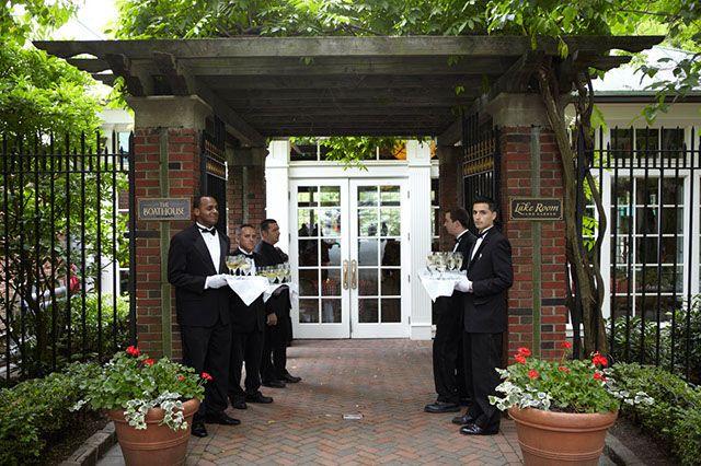 Loeb Boathouse Wedding