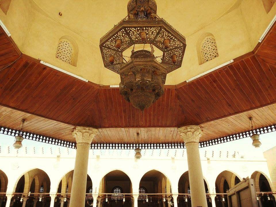 مسجد عمرو بن العاص القاهره مصر Architecture Pergola Outdoor Structures