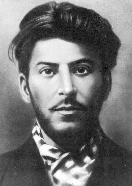 Young Joseph Stalin Handsome Interesting Facts Abou...