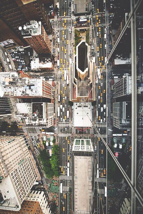 bird's eye view of NYC Places in 2019 City
