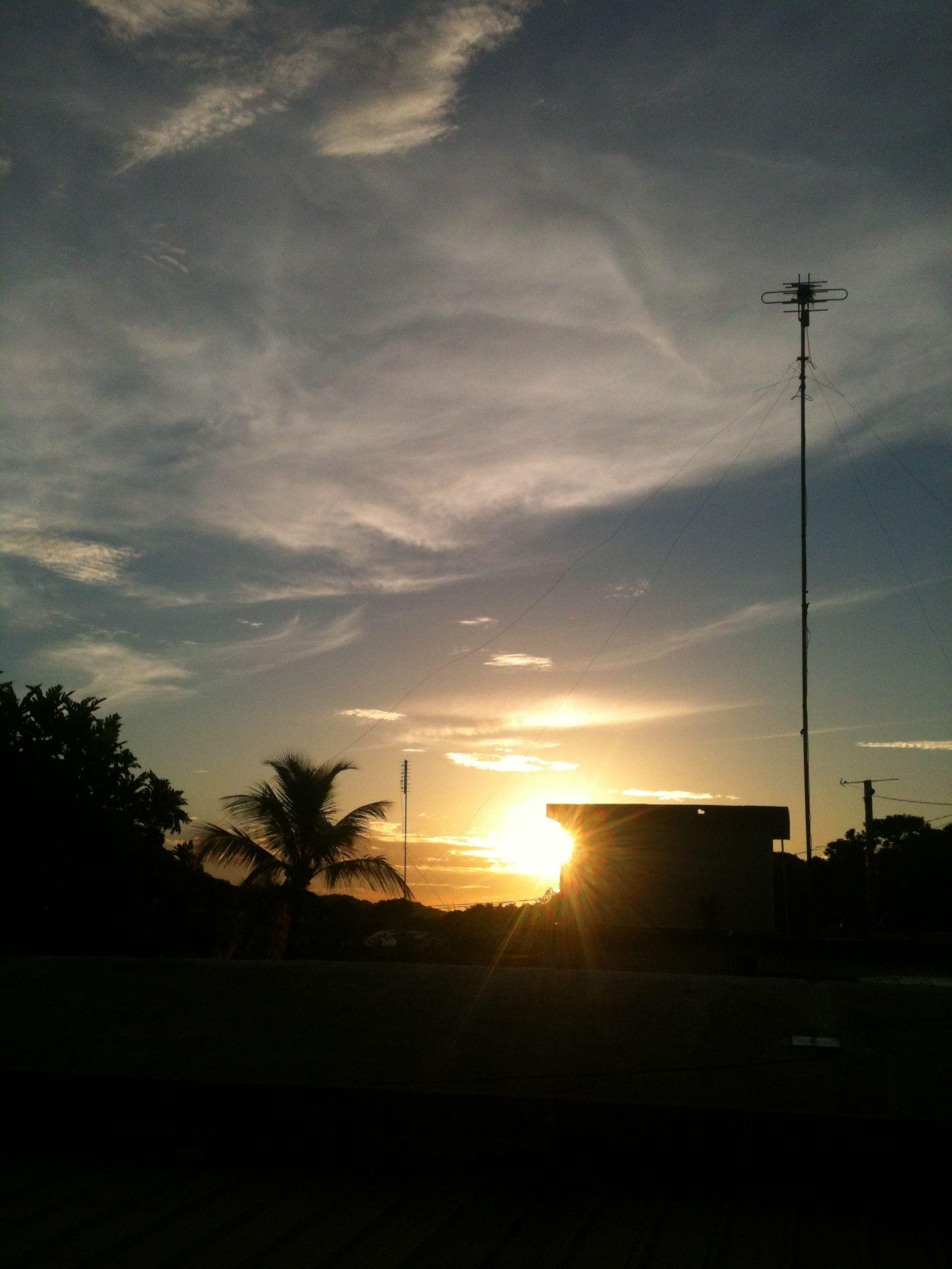 Morning in Quebradillas PR