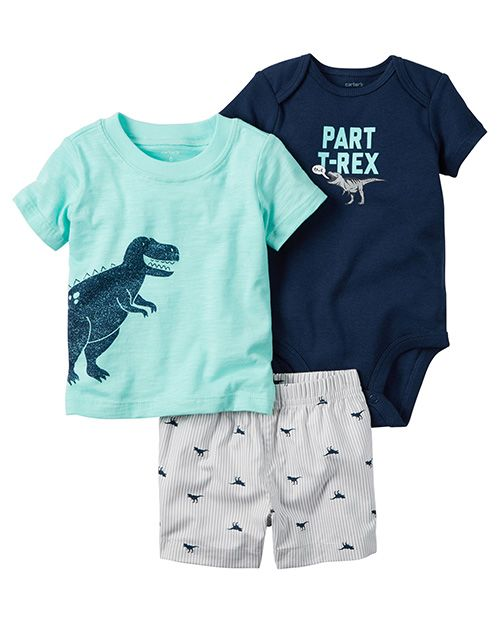 1736d312d Moda primavera verano 2018 ropa para bebés. Carter s ropa para bebés  primavera verano ...