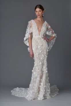 Tie The Knot Four Wedding Dress Trends To Come Out Of Bridal Spring 2017