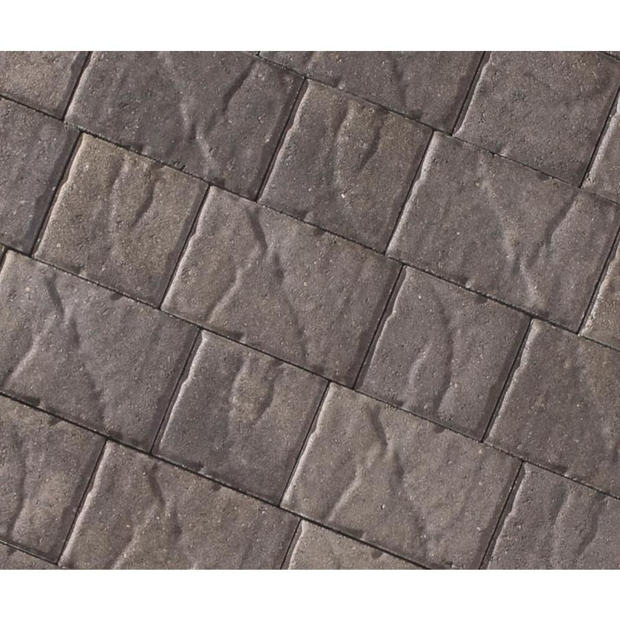 Castlelite Carriage Stone Shasta Blend Paver Common 8 In X 11 In