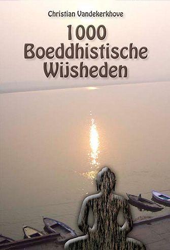 Front cover voor 1000 Boeddhistische Wijsheden