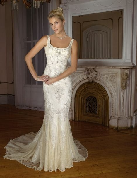 Justin Alexander Wedding Dress (Ivory Pre-owned Wedding Gown ...