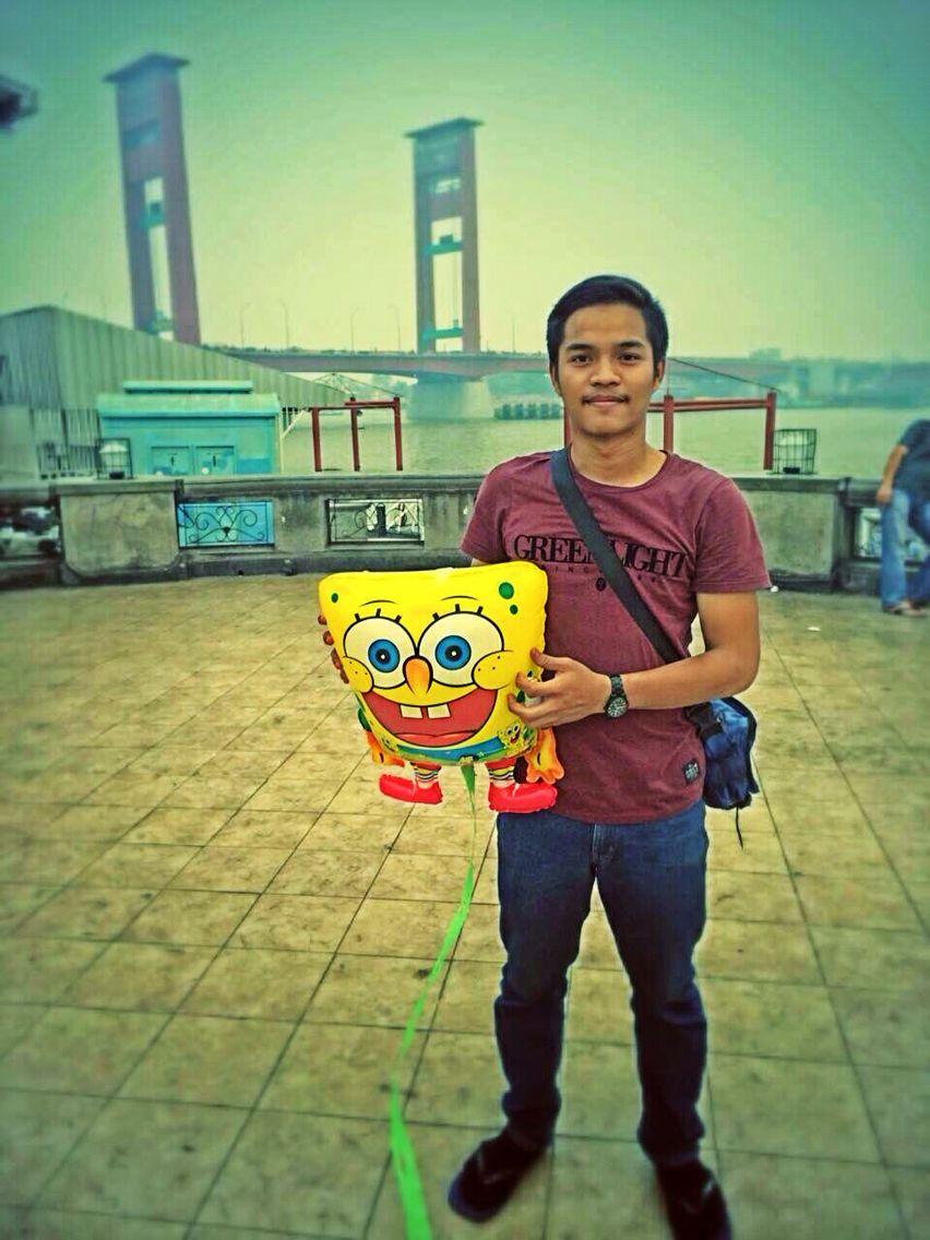 Jembatan Ampera, Palembang, Sumatera Selatan