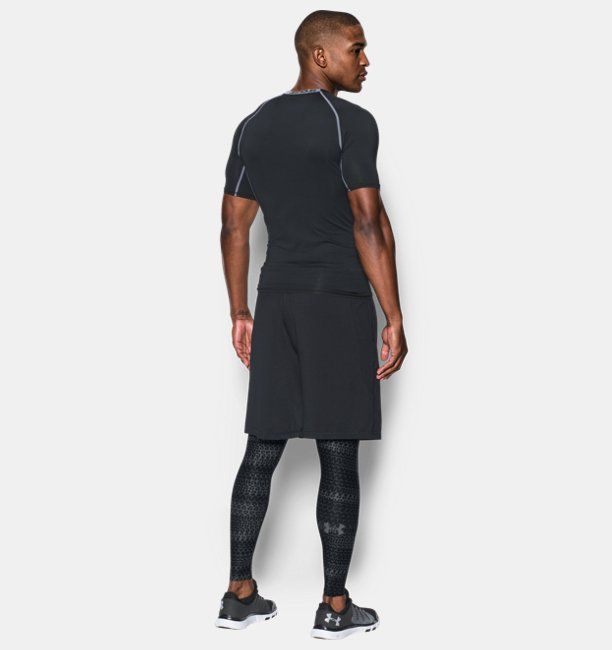 Herenlegging Heatgear® Armour Printed Compression