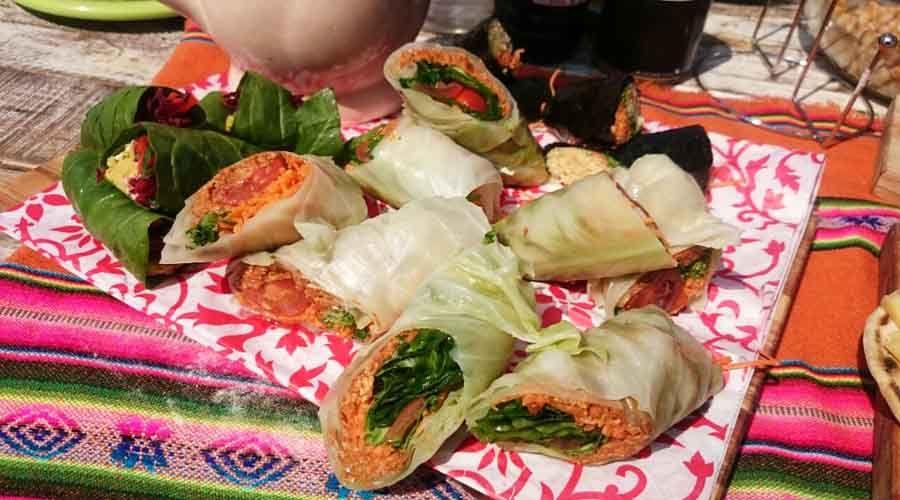 Wraps primaverales saludables por pablito martn recetas wraps primaverales saludables por pablito martn forumfinder Image collections