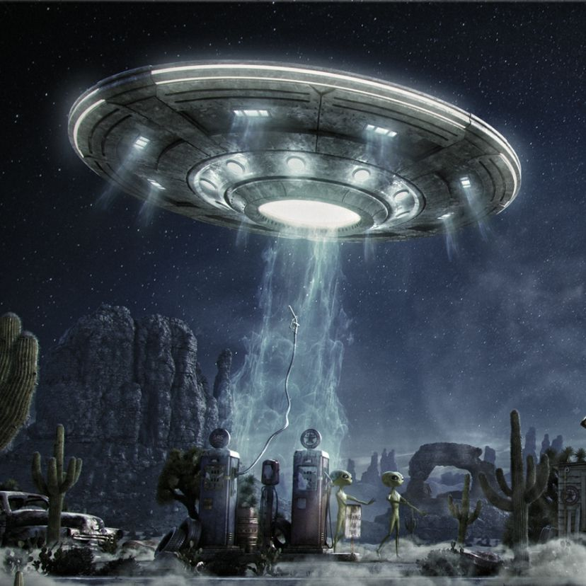 Download UFO Live Wallpaper Engine Free, Most Fascinating