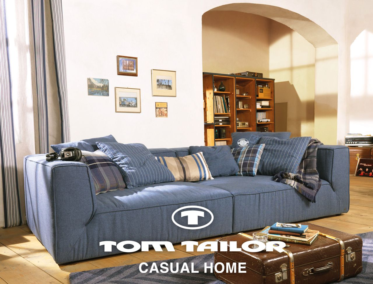 Huge Big Cube Sofa Tom Tailor Www Tom Tailor Com Home