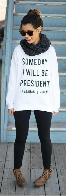Forever 21 / Auteur Ariel. I want this shirt!!