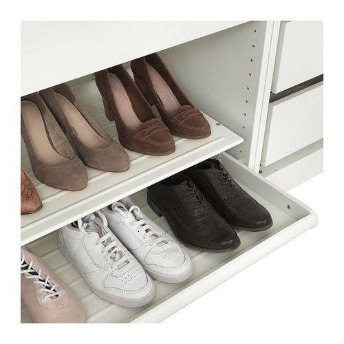 Komplement Pull Out Shoe Shelf White Ikea Shoe Shelf Shoe Shelf Ikea Shoe Rack Closet