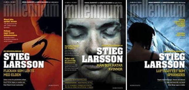 millenium triologin