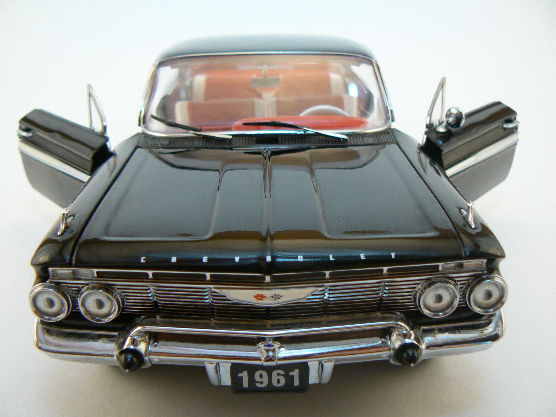 1961 Impala - Diecast 1:18 scale - Kentucky Trading Co www.KyTradeCo ...