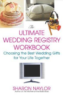 The Ultimate Wedding Registry Workbook DIY wedding ideas and tips