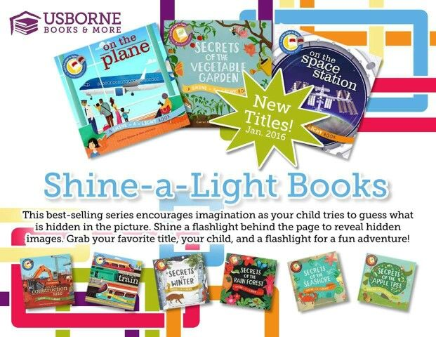 Usborne Shine A Light Books Brilliant New Shine A Light Books Usborne Books L4950Myubam  Usborne Review