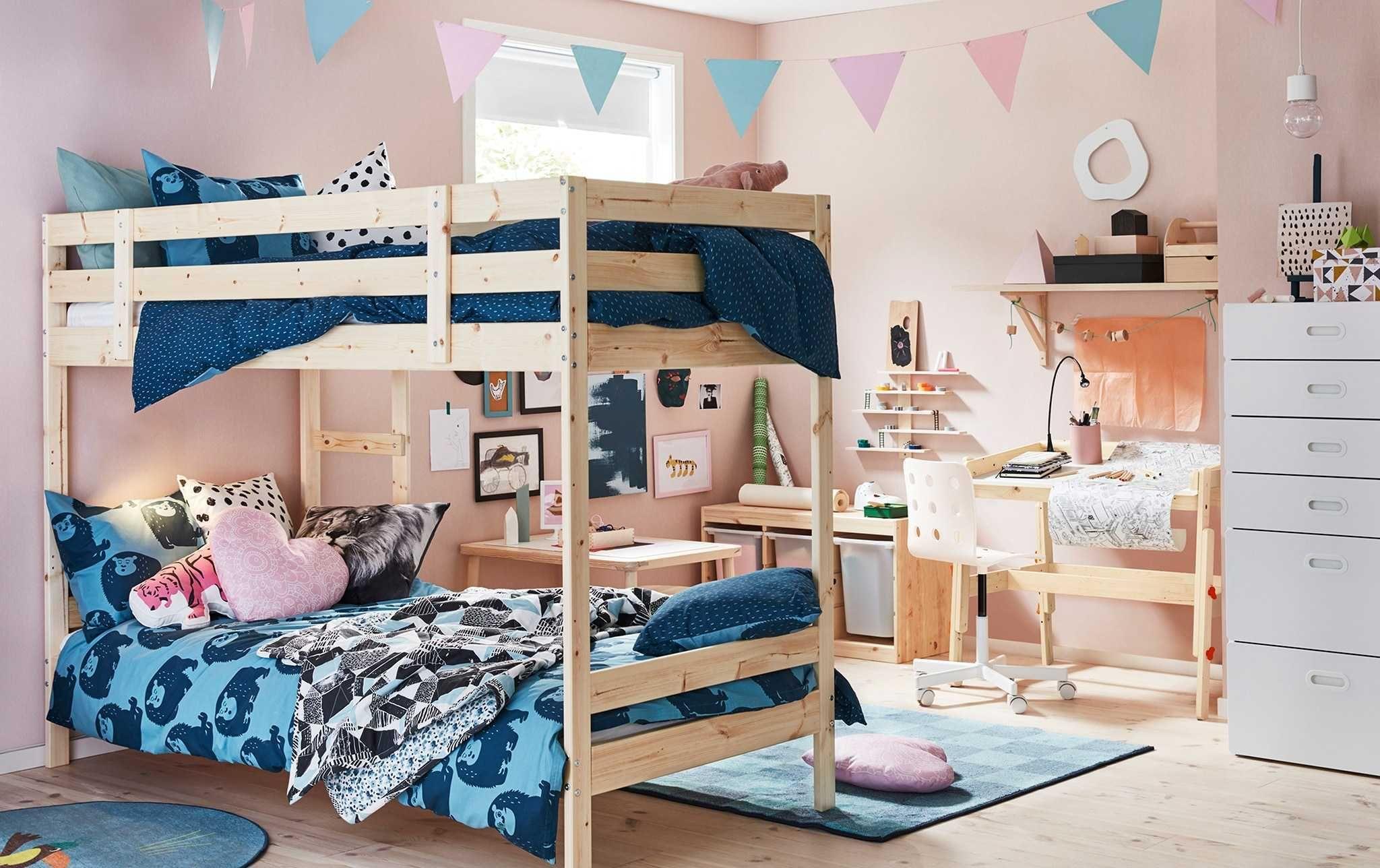 15 Lovely Childrens Bedroom Furniture Sets Ideas Pink