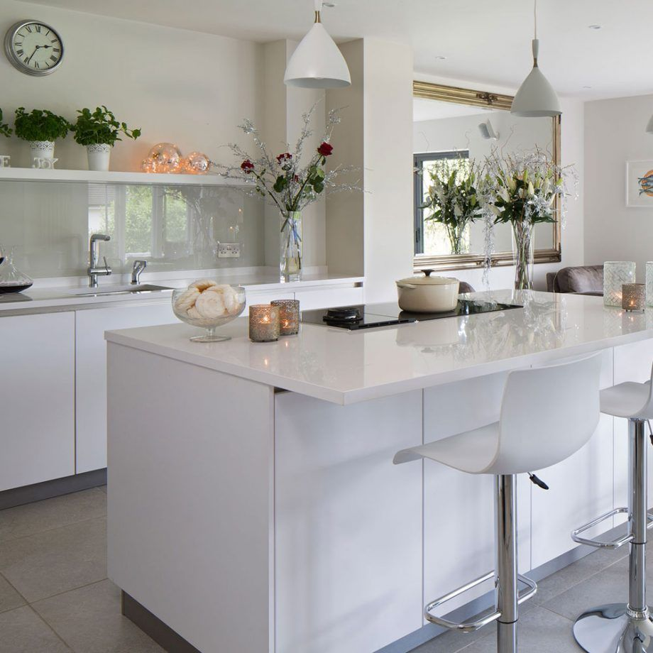 White kitchen ideas – 9 schemes that are clean, bright and ...