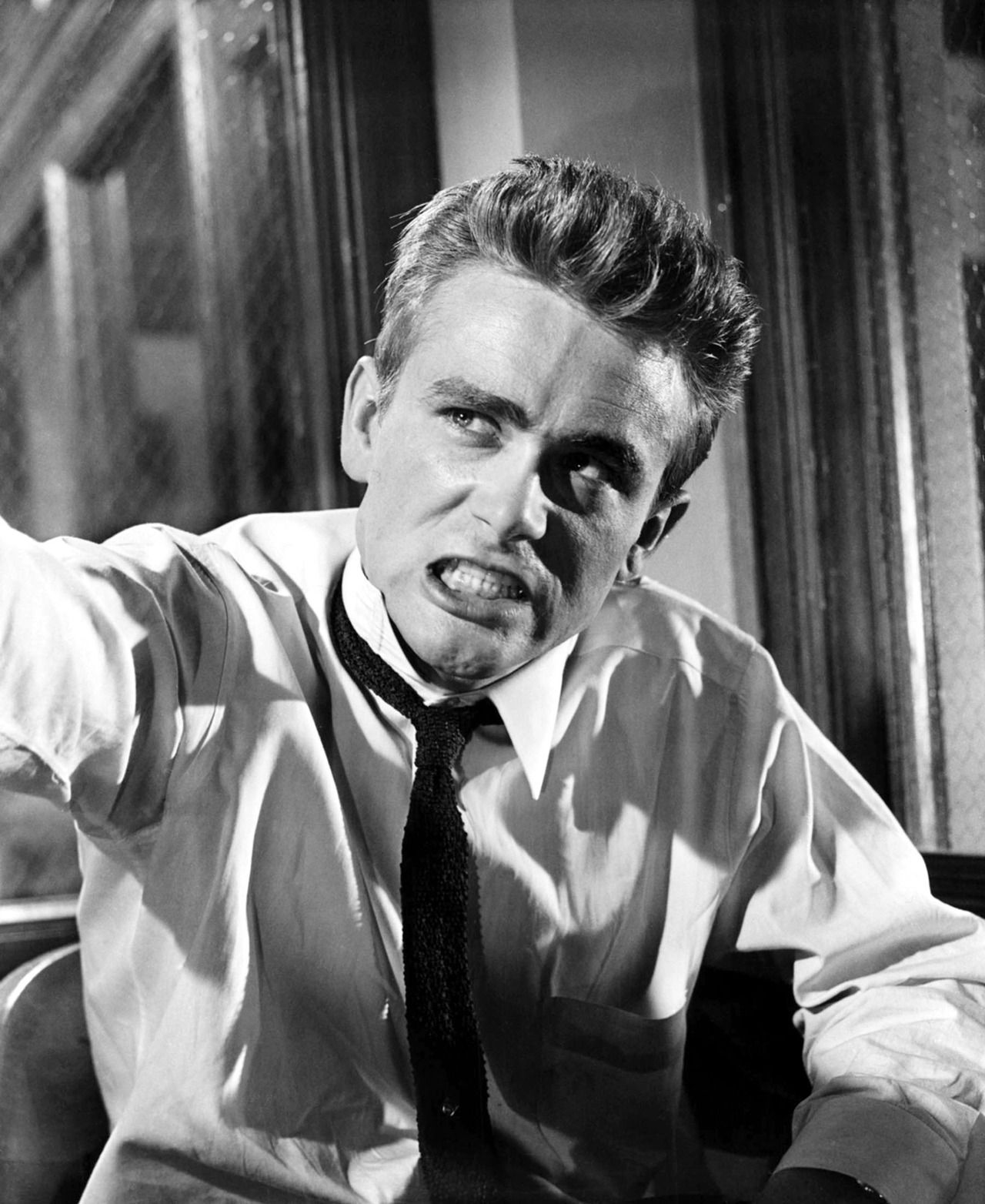 """Rebel Without a Cause - 1955 @Josiah Armstrong """"You're tearing me apart!"""""""