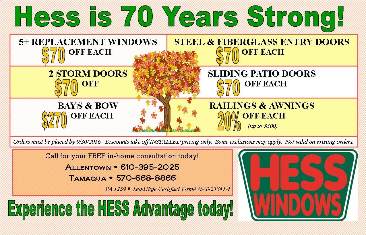 Your September Discounts Fiberglass Entry Doors Sliding Patio Doors Home Improvement