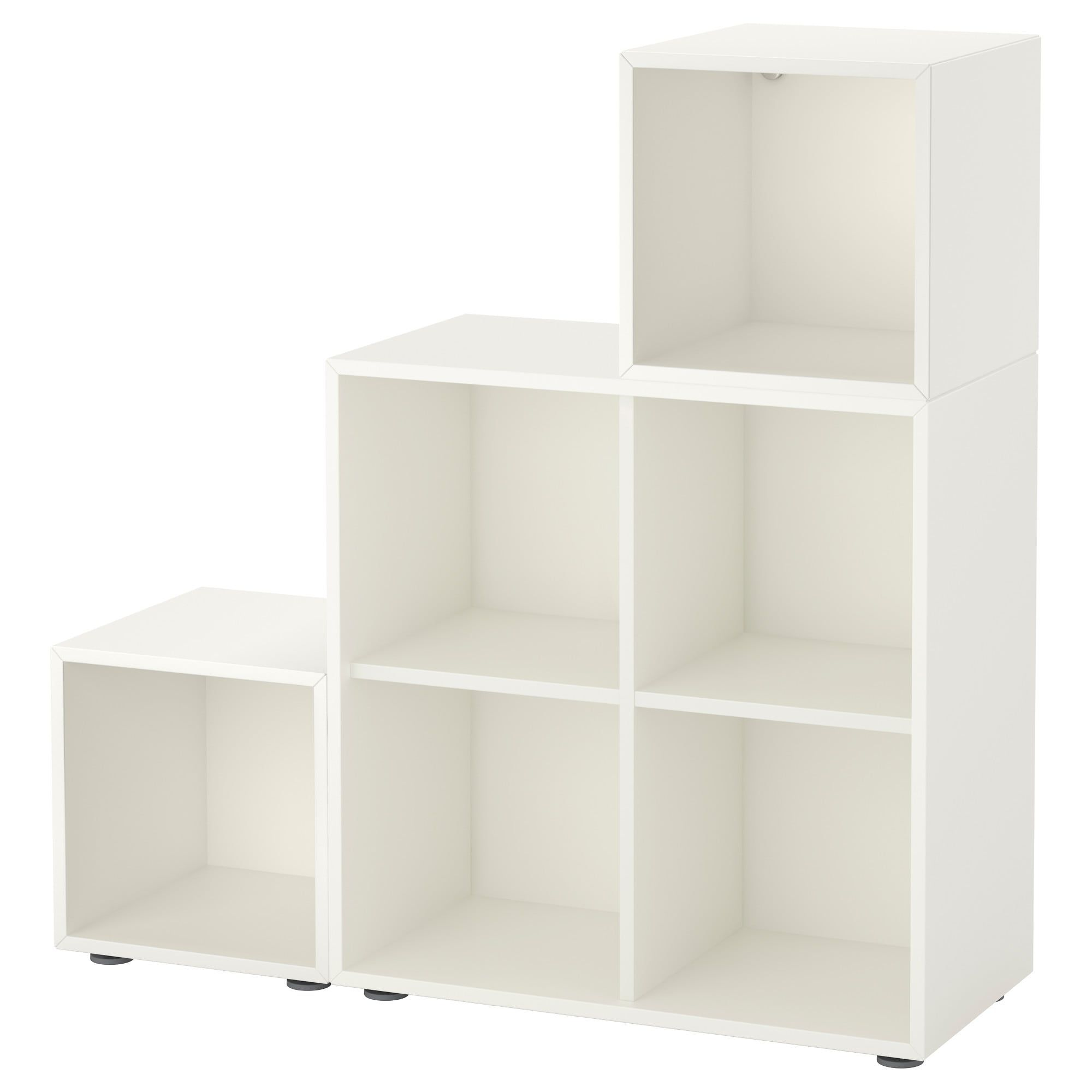 Eket Storage Combination With Feet White 41 3 8x13 3 4x42 1 8 Understairs Storage Ikea Eket Eket