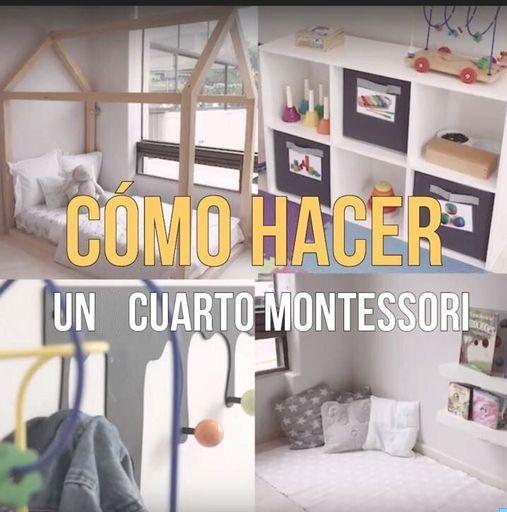 M s de 25 ideas incre bles sobre cuartos montesori en - Organizar habitacion ninos ...