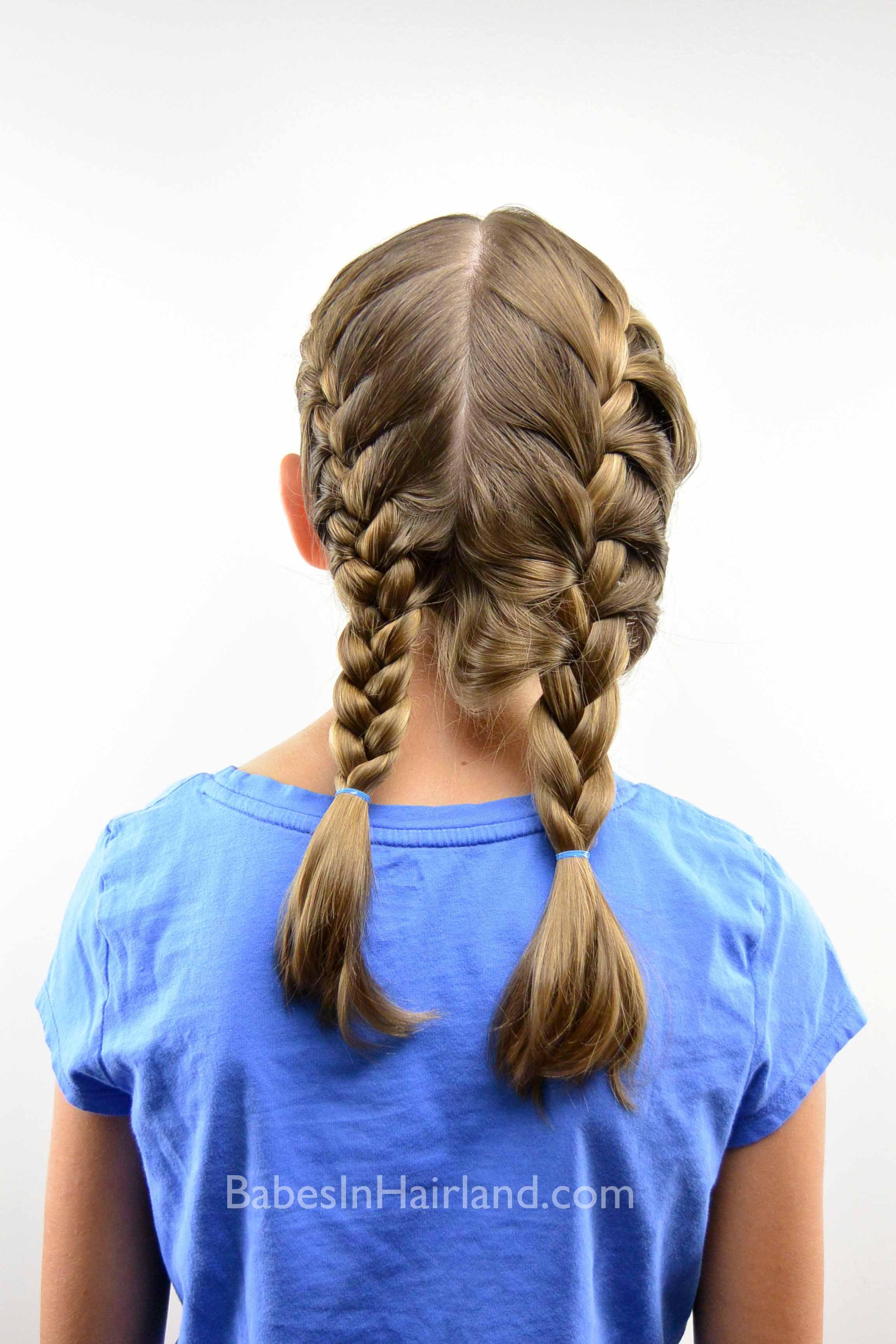 how to make a nice braid